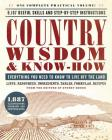 Country Wisdom & Know-How: Everything You Need to Know to Live Off the Land Cover Image