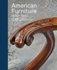 American Furniture, 1650-1840: Highlights from the Philadelphia Museum of Art Cover Image