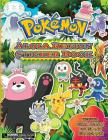 Pokémon Alola Region Sticker Book Cover Image