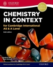 Chemistry in Context Sixth Edition Cover Image