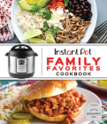 Instant Pot Family Favorites Cookbook Cover Image