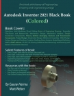 Autodesk Inventor 2021 Black Book (Colored) Cover Image