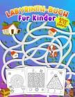 LABYRINTH-BUCH Für Kinder Alter 8 -12 Jahre: aktivitätsbuch für kinder im Alter von 9-12, 6-10 super geschenk für Jungen & Mädchen im Alter von 6-12, Cover Image