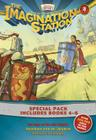Imagination Station Books 3-Pack: Revenge of the Red Knight / Showdown with the Shepherd / Problems in Plymouth Cover Image