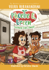 Cooking Club Chaos! #4 (Phoebe G. Green #4) Cover Image