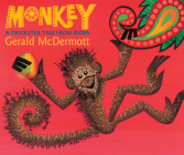 Monkey: A Trickster Tale from India Cover Image
