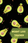 Weight Loss Tracker Cover Image