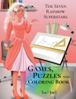 Games, Puzzles and Coloring Book Cover Image