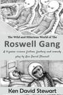 The Wild and Hilarious World of the Roswell Gang: A bizarre science fiction, fantasy and comedy play by Ken David Stewart Cover Image