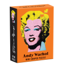 Andy Warhol Mini Shaped Puzzle Marilyn Cover Image