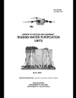 FM 4-20.158 Airdrop of Supplies and Equipment: Rigging Water Purification Units Cover Image