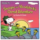 Snoopy and Woodstock's Great Adventure (Peanuts) Cover Image
