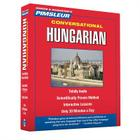 Pimsleur Hungarian Conversational Course - Level 1 Lessons 1-16 CD: Learn to Speak and Understand Hungarian with Pimsleur Language Programs Cover Image