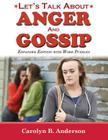 Let's Talk about Anger and Gossip - Expanded Edition with Word Puzzles Cover Image