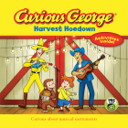 Curious George Harvest Hoedown (CGTV 8 x 8) Cover Image