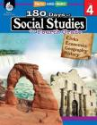 180 Days of Social Studies for Fourth Grade: Practice, Assess, Diagnose (180 Days of Practice) Cover Image