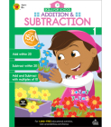 Skills for School Addition & Subtraction, Grade 1 Cover Image