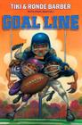 Goal Line (Barber Game Time Books) Cover Image