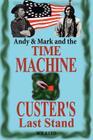Andy & Mark and the TIME MACHINE Cover Image