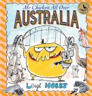Mr Chicken All Over Australia Cover Image