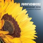 Sunflowers Calendar 2018: 16 Month Calendar Cover Image