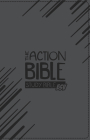 The Action Bible Study Bible ESV (Gray) Cover Image