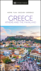 DK Eyewitness Greece: Athens and the Mainland Cover Image