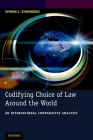 Codifying Choice of Law Around the World: An International Comparative Analysis Cover Image