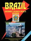 Brazil Government and Business Contacts Handbook Cover Image