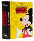 Disney: Ninety Years of Mickey Mouse (Mini Book) Cover Image
