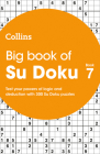 Big Book of Su Doku Book 7 Cover Image