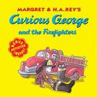 Curious George and the Firefighters Cover Image