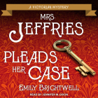 Mrs. Jeffries Pleads Her Case Cover Image