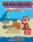 Summer Crash Course Learning for Minecrafters: From Grades K to 1 Cover Image