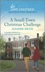 A Small-Town Christmas Challenge: An Uplifting Inspirational Romance Cover Image