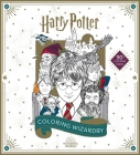 Harry Potter: Coloring Wizardry Cover Image