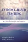 Evidence-Based Teaching in Nursing: A Foundation for Educators: A Foundation for Educators Cover Image