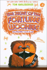 The Secret of the Fortune Wookiee: An Origami Yoda Book Cover Image