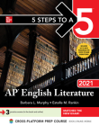 5 Steps to a 5: AP English Literature 2021 Cover Image