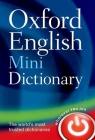 Oxford English Mini Dictionary Cover Image