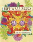 Gift Wrap Redux: Vintage Coloring Book Cover Image