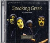 Speaking Greek 2 Audio CD Set (Reading Greek) Cover Image