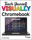 Teach Yourself Visually Chromebook Cover Image