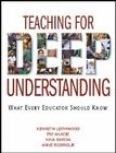 Teaching for Deep Understanding: What Every Educator Should Know Cover Image
