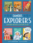 Famous Explorers (Lift-the-flap History) Cover Image