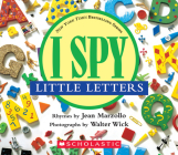 I Spy Little Letters: A Book of Picture Riddles Cover Image