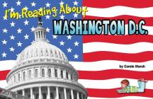 I'm Reading about Washington, D.C. (I'm Reading about Mount Rushmore) Cover Image