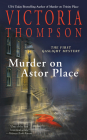 Murder on Astor Place: A Gaslight Mystery (Gaslight Mysteries #1) Cover Image