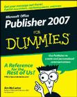 Microsoft Office Publisher 2007 for Dummies Cover Image