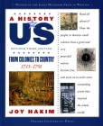 A History of Us: From Colonies to Country: 1735-1791 a History of Us Book Three Cover Image
